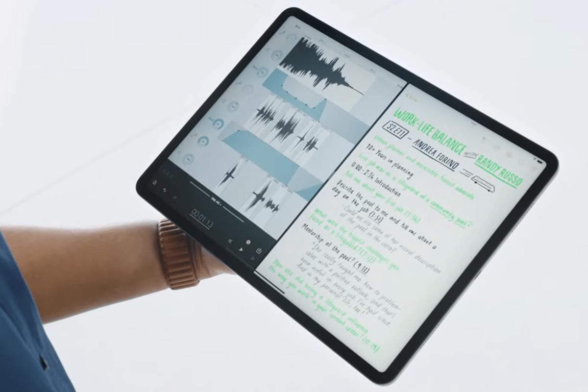 Nuevas funciones multitarea iPadOS 15