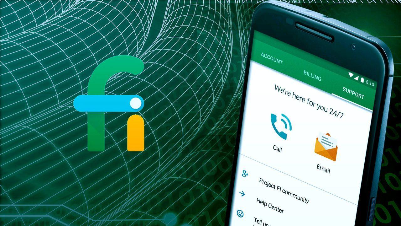 Habilitar o deshabilitar el desvío de llamadas en Google Fi
