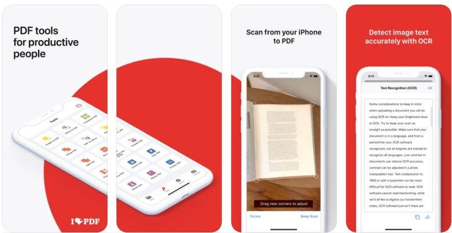 Lector liviano de PDF.