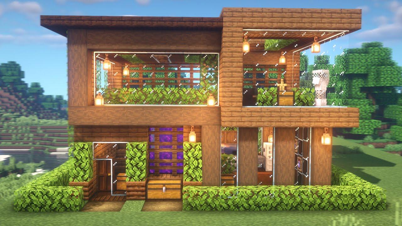 Las 10 mejores ideas de casas fáciles de Minecraft.