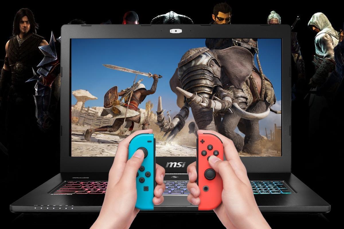 Cómo conectar mando de Nintendo Switch a una PC