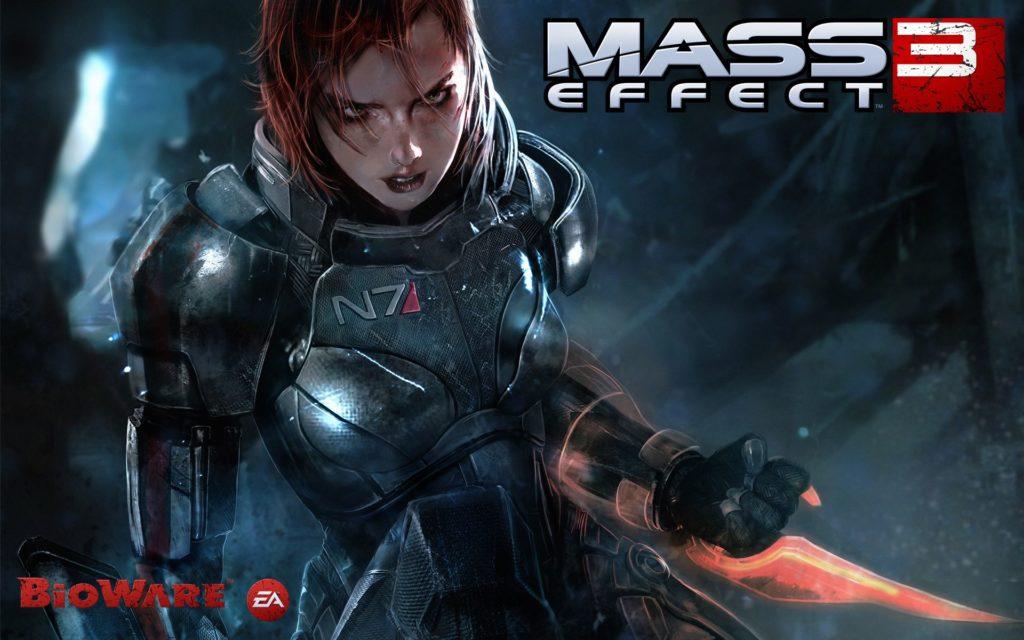 Los mejores mods de Mass Effect 3 en 2021