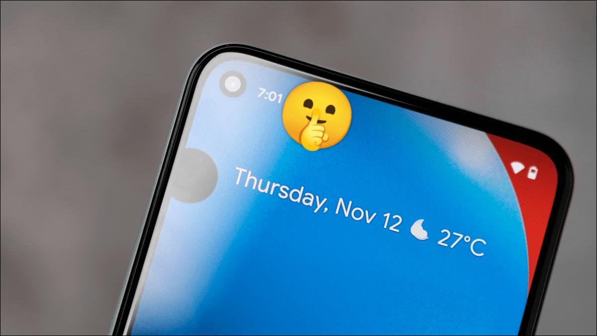 Cómo minimizar las notificaciones en la barra de estado de Android