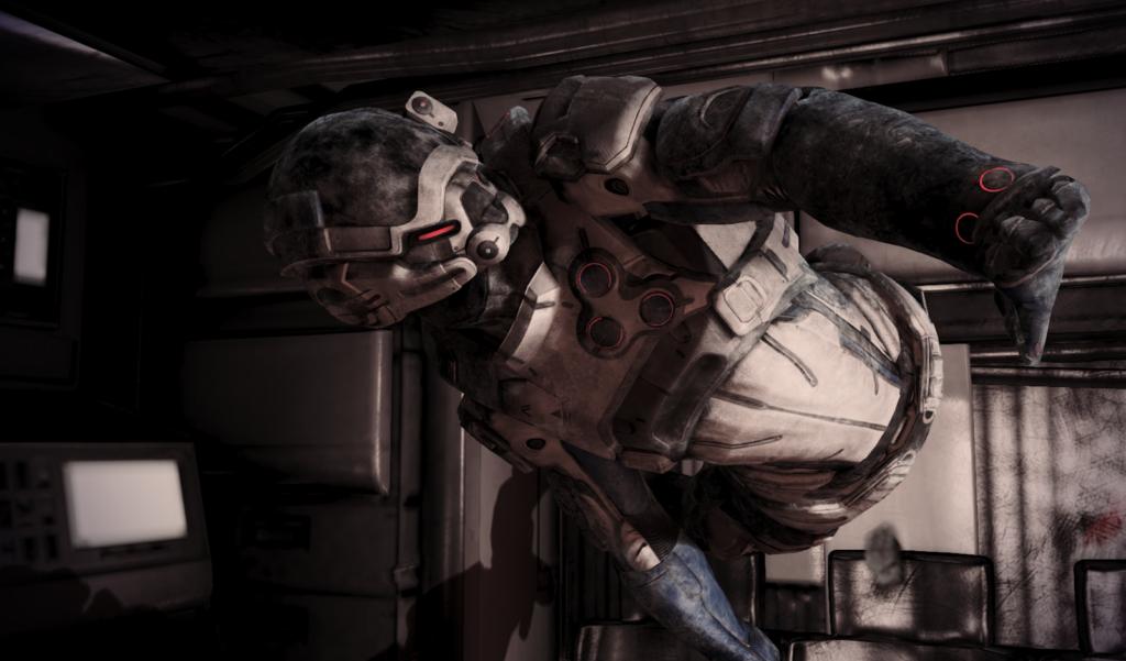 Nueva aventura de Mass Effect 3.