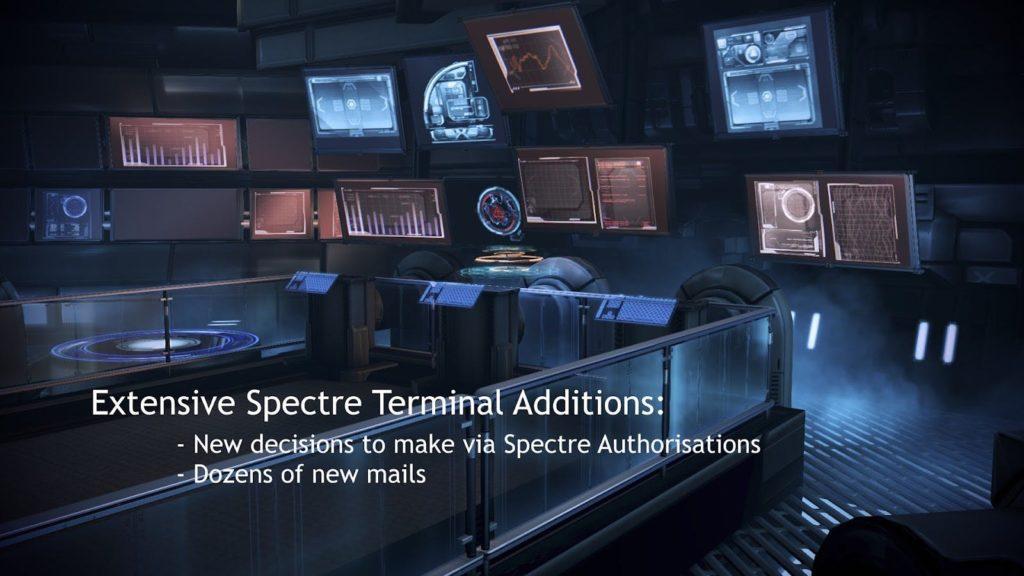 Los mejores mods de Mass Effect 3.