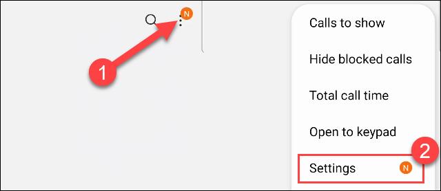 Cómo configurar un nuevo saludo de correo voz en Android