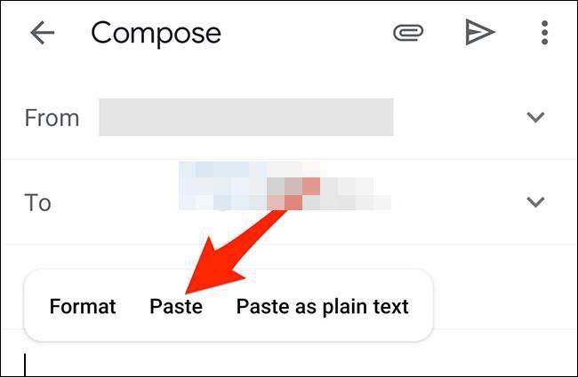 De esta forma, hemos conseguido insertar una tabla en un correo electrónico de Gmail.