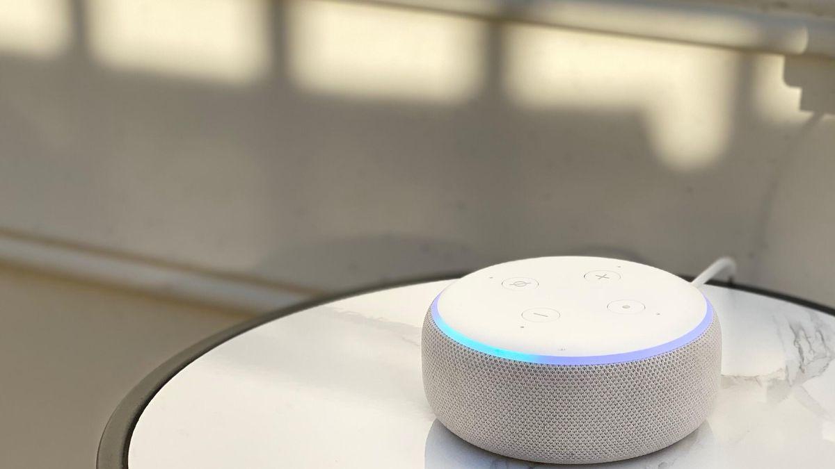 Amazon Echo hogar 1