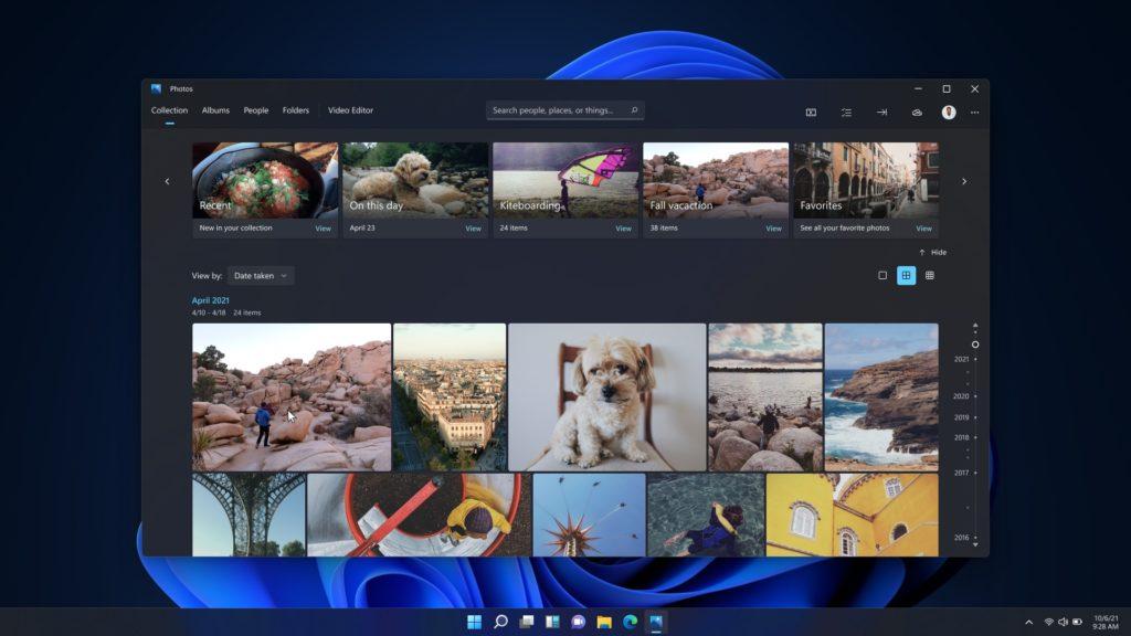 Fotos de Windows 11 2