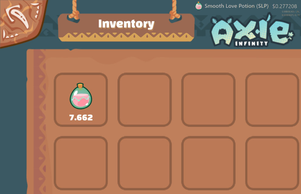 Smooth Love Potion Axie Infinity 2