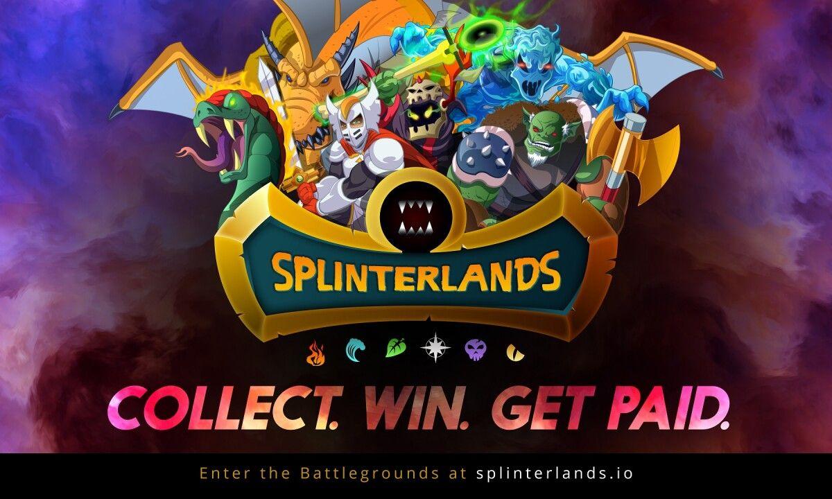 Splinterlands juegos blockchain 1