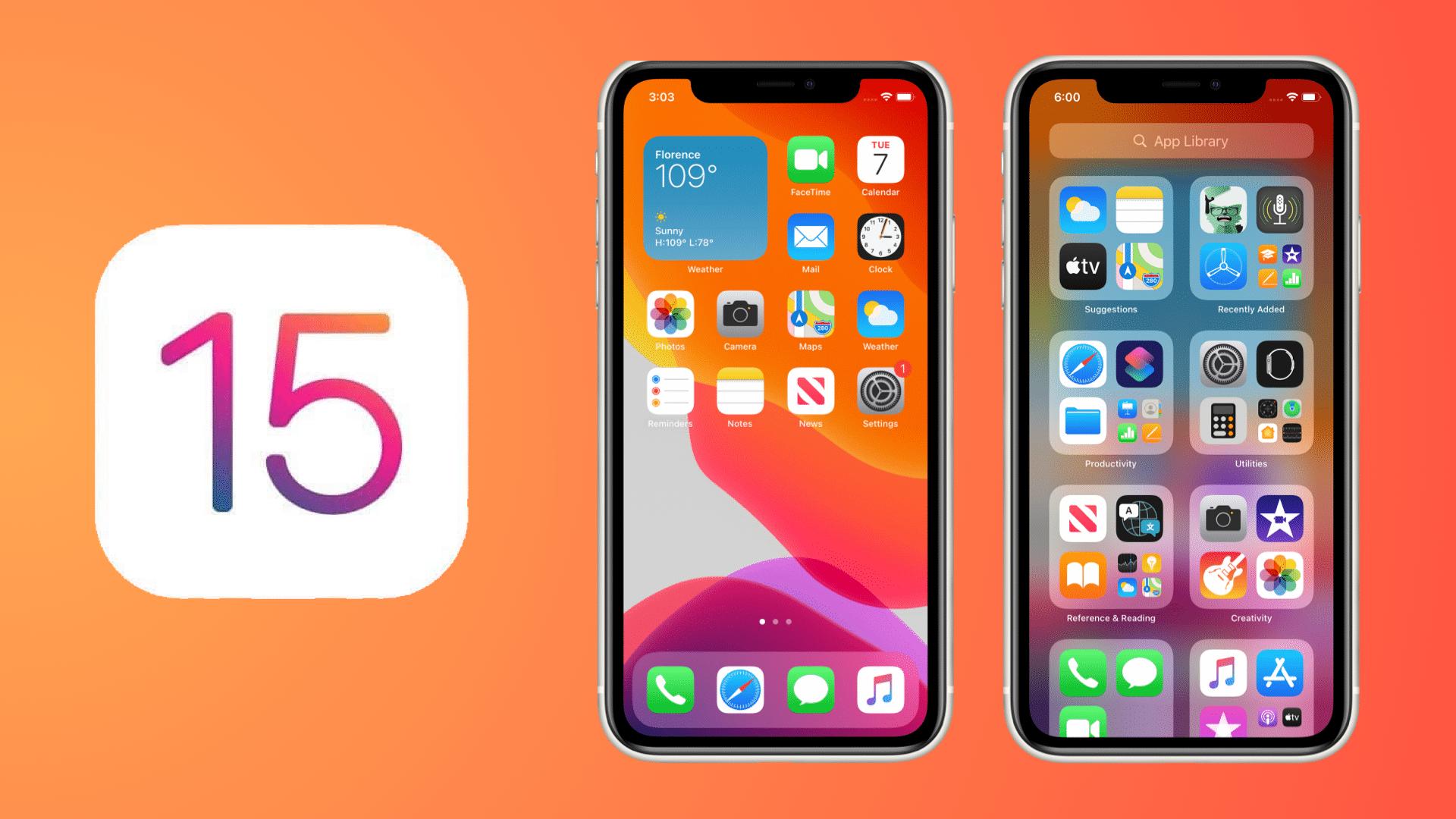 Cómo actualizar a iOS 15, iPadOS 15 y watchOS 8