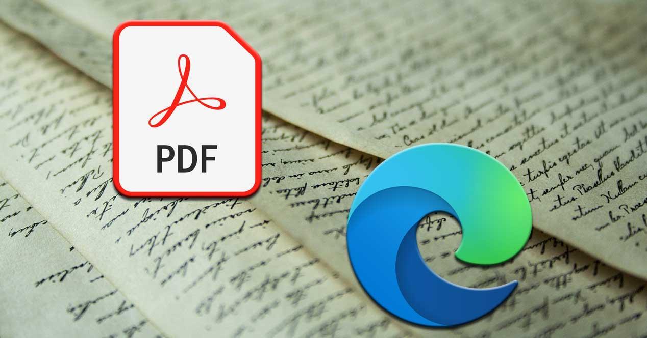 Cómo agregar texto a archivo PDF en Microsoft Edge