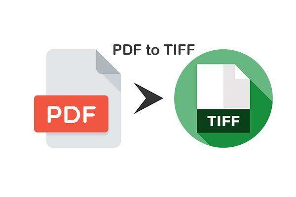Cómo convertir documento PDF a TIFF