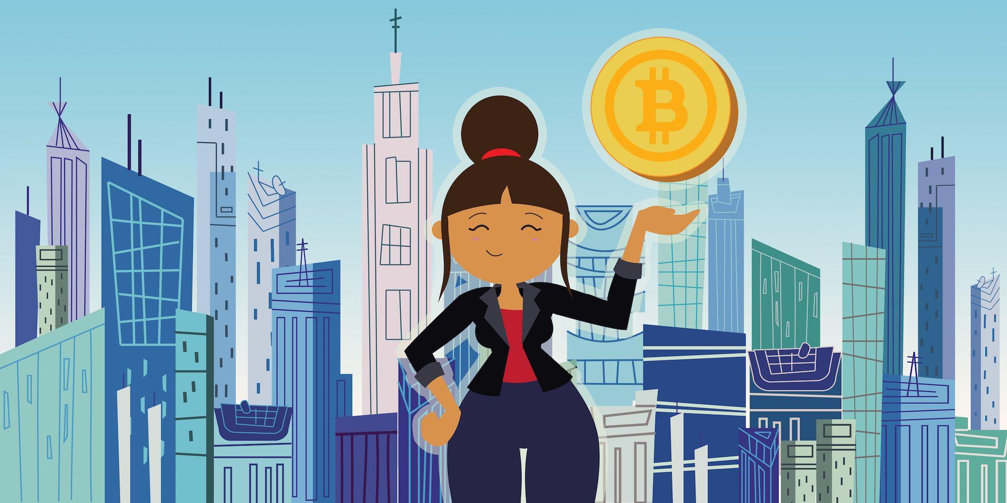 Cómo aumentar la adopción de blockchain entre mujeres
