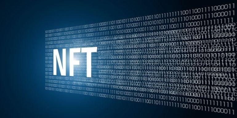 NFT binario