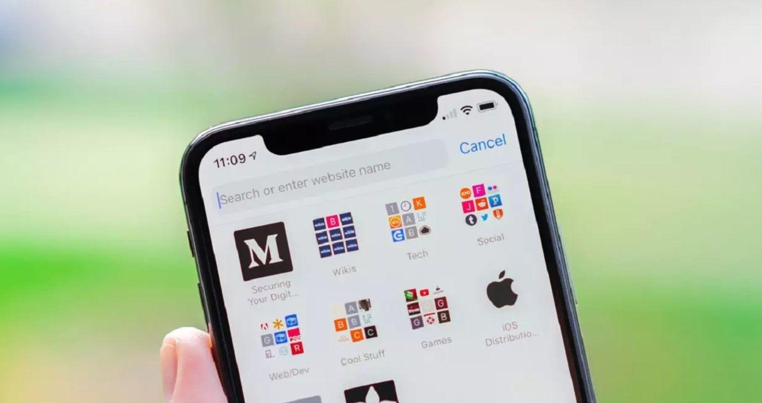 Cómo recuperar antiguo Safari en iPhone