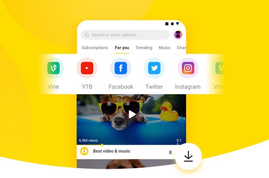 descargar multimedia redes sociales