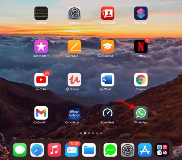 Cómo Configurar y usar WhatsApp en iPad