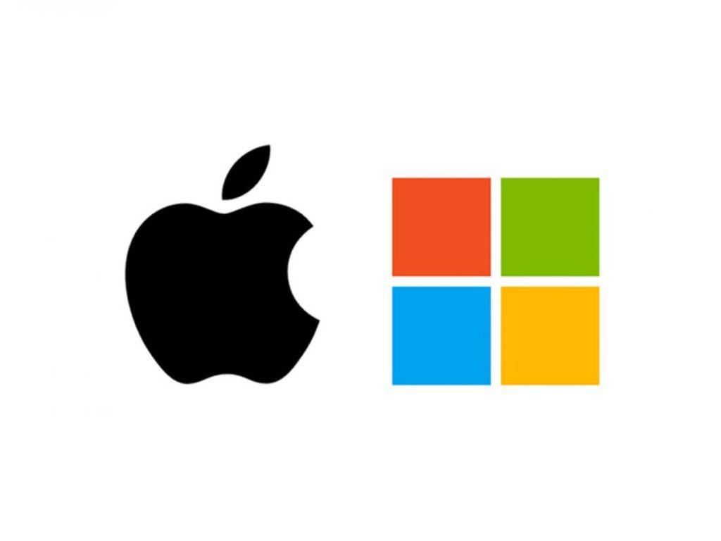 Apple vs Microsoft ¿Quién es mejor en cuanto a seguridad?