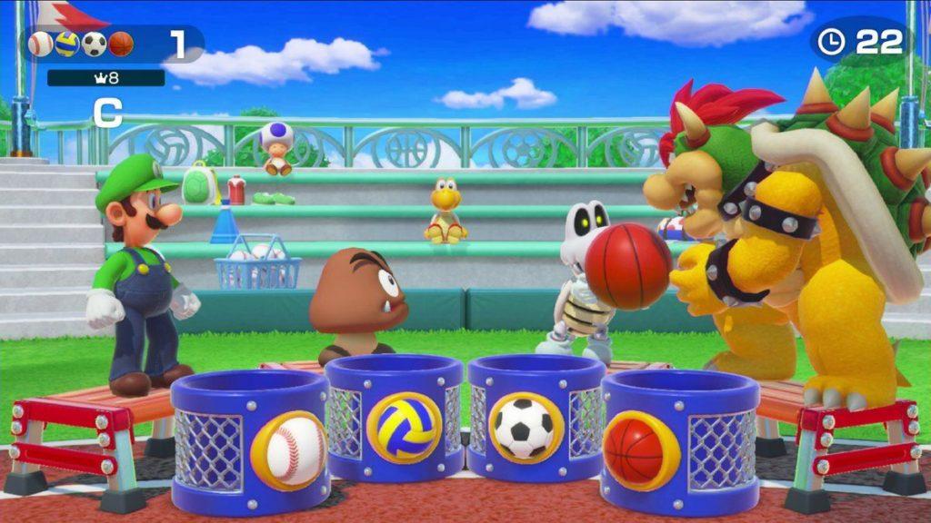 Super Mario Party es uno de los mejores juegos cooperativos.