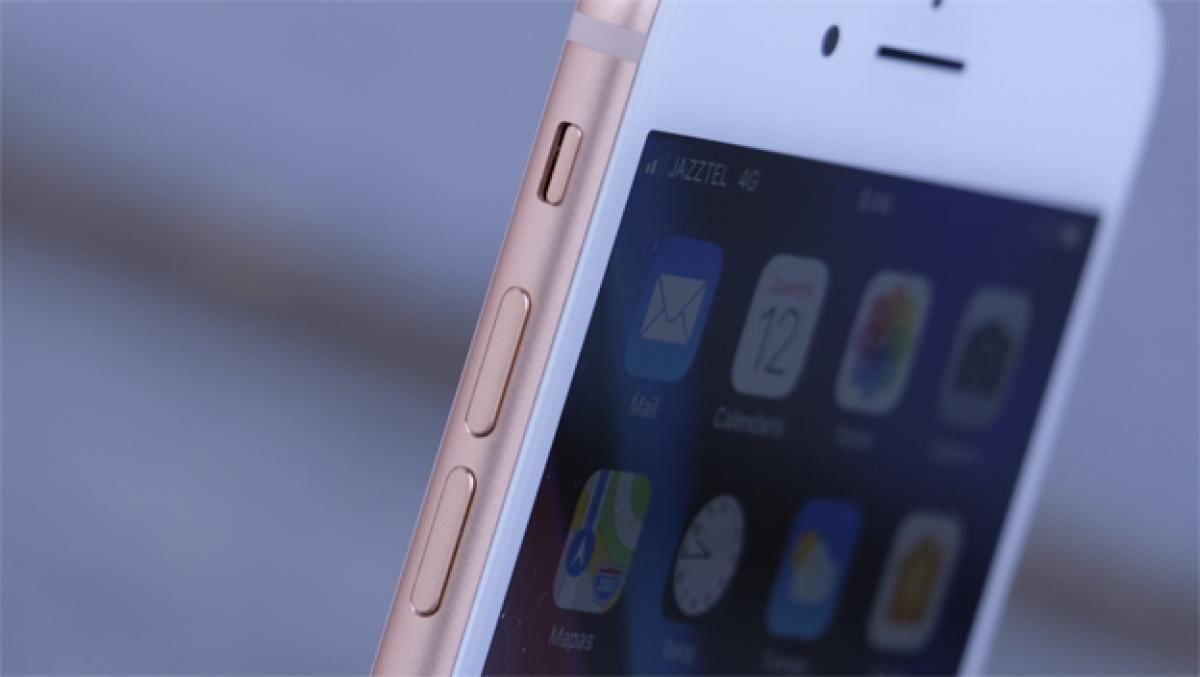 Cómo cambiar el volumen de alarma de iPhone