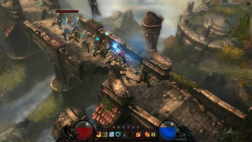 Diablo 3 es ideal para jugar en modo cooperativo.