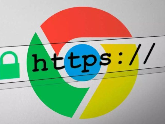 Cómo habilitar modo solo HTTPS en Chrome, Firefox y Edge