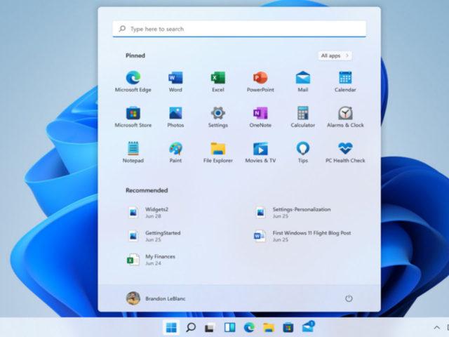 Cómo localizar rápidamente aplicaciones en el menú de inicio de Windows 11