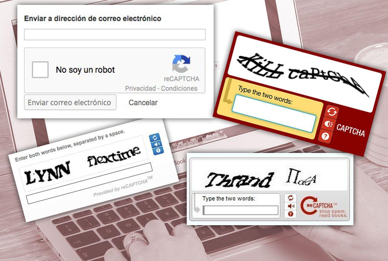 ¿Qué es el CAPTCHA?