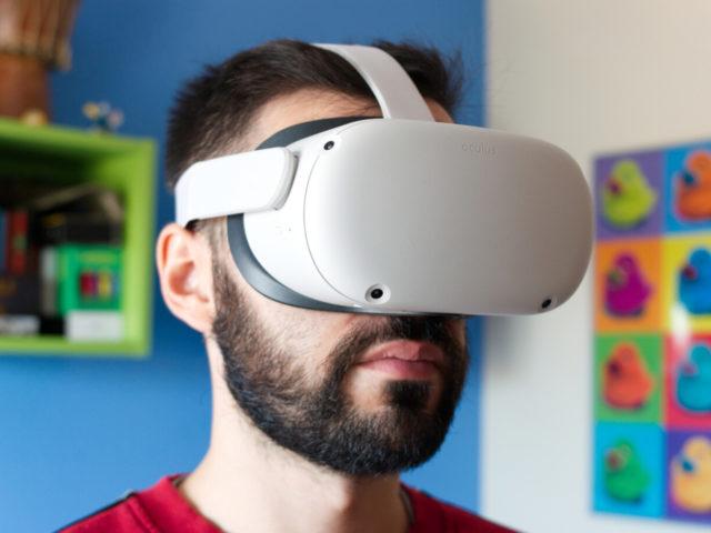 Cómo jugar a juegos de realidad virtual en PC con Oculus Quest 2
