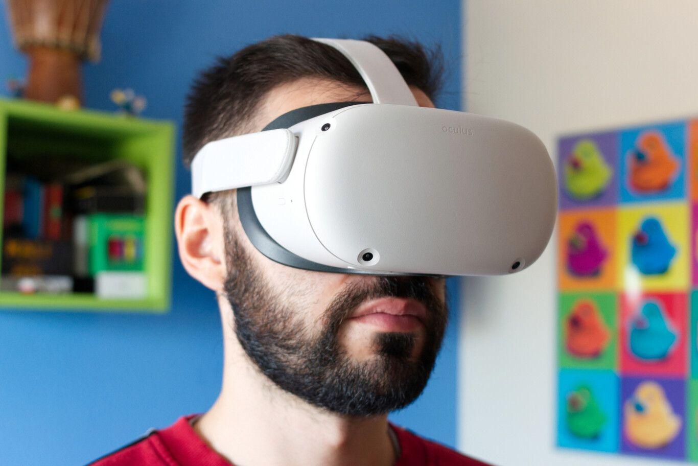 Cómo realidad virtual PC Oculus Quest 2