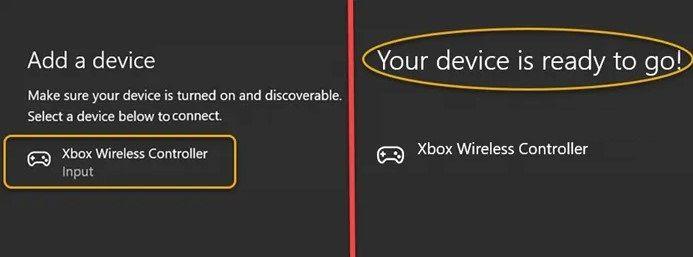 Desconectar y volver a conectar mediante Bluetooth.
